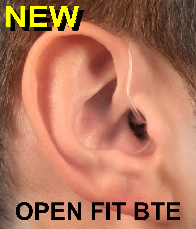 Link to Open Fit BTE